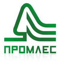 Логотип для промышленной компании «Промлес»
