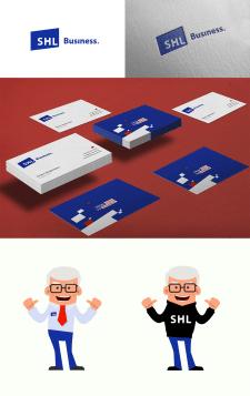 SHL Business. Logo | Branding | Character