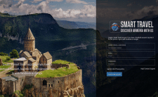 Smart Travel Agency Custom Dashboard for Hotels