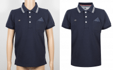 Обтравка и коррекция одежды