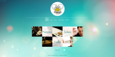 Дизайн сайта для WP темы 1