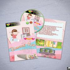 обложка для DVD-диска