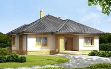 Проект будинку 120.00 м ²