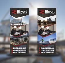 Стенд для строительной компании Ehvert