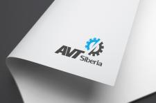 """Логотип """"AVT Siberia"""""""