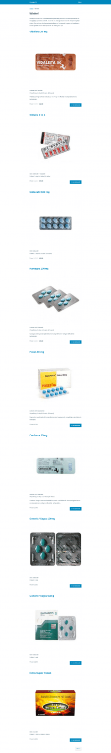 Настройка AMP: Интернет магазин на WooCommerce