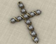 Крест в 3D