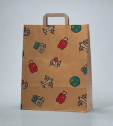 Тревел-паттерн, идея для упаковки