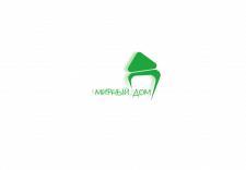 Логотип для дома отдыха