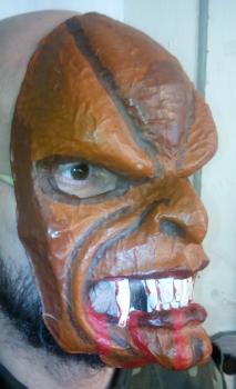 маска - эксклюзив