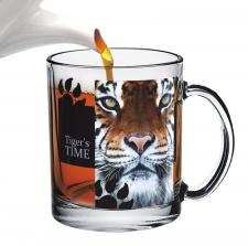 Деколь на чашку TIGER'S TIME
