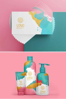 Promo Cosmetics Design