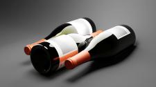 Визуализация бутылок вина
