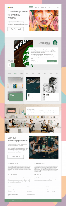 Just Design Agency