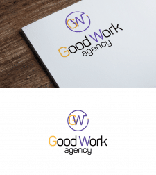 Логотип для GoodWork group