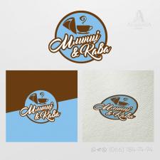 Логотип Млинці&Кава
