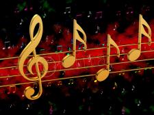 Ноты и скрипичный ключ