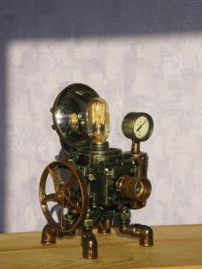 Портретописец механический