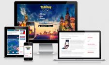 Сайт сообщества игры Pokemon GO в России