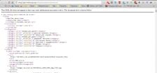 Статическая ссылка для файла выгрузки