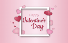 Фон ко Дню Валентина
