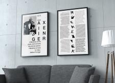 Постер, посвященный Максу Майдингеру