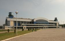 """Крытый стадион """"ИЛЬИЧЕВЕЦ"""" (2009г.) экстерьер"""
