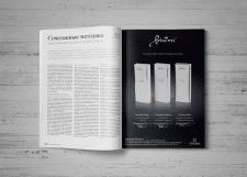 """Реклама """"Princess filler"""" в журнале"""
