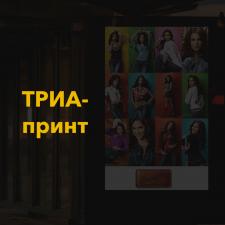 Разработка сайта для рекламного агенства Триа-прин