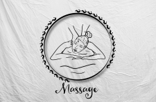 Логотип для массажного кабинета