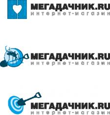 Лого МЕГАДАЧНИК.RU (основной + варианты)