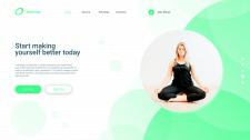 BodyYoga - Главная страница