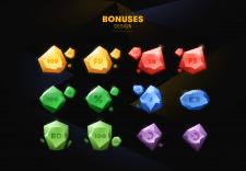 Иконки бонусов