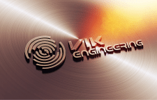 Логотип VIK engineering