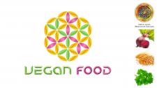 Vegan Food. Продукты из растительных белков