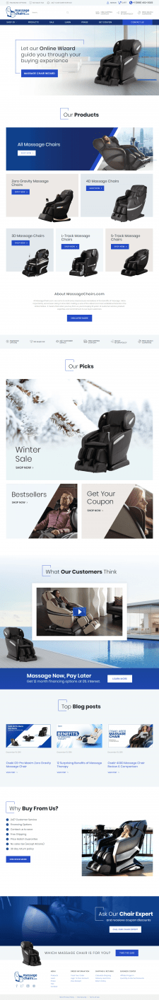Massagechairs