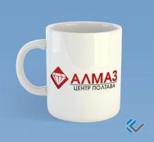 Логотип Алмаз центр