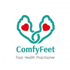 ЛОготип для Comfy Feet