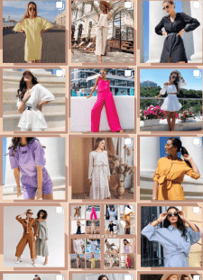 Smm/Проек/Магазин одежды