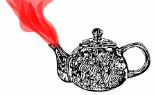 Создание иллюстрации с чайником