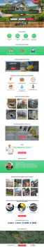 Landing page, Joomla CMS
