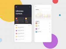 Storage mobile App UI/UX