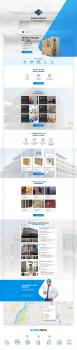 Landing Page Монтаж вентилируемых фасадов
