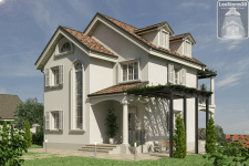 Дом в Среднеземноморском стиле