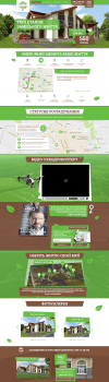Дизайн сайта (Landing Page) ЖК «Richman»