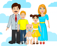 Finger Family Song Nursery Rhymes