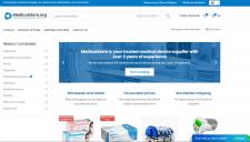 Медицинский сайт/интернет-магазин