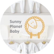 Логотип Sunny Planet Baby