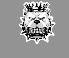 Логотип для футболки.