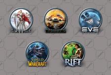 Иконки онлайн игр для сайта www.Playcoins.ru